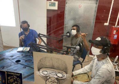 Le studio babook et les services civiques